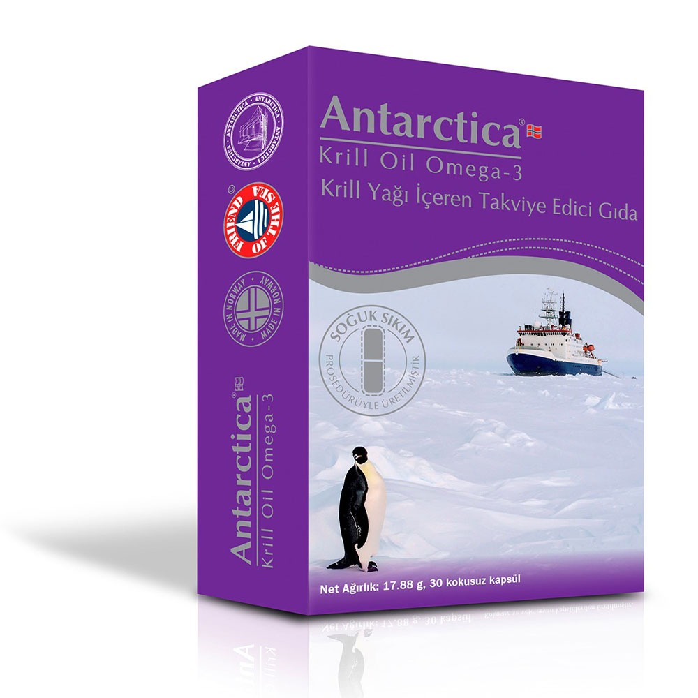Antarctica Krill Oil