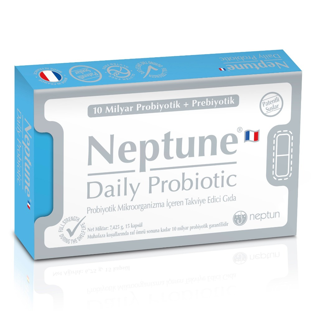 Neptune Daily Probiotic